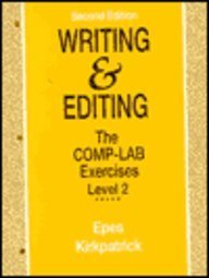 9780132350785: Writing & Editing: The Comp-Lab Exercises Level 2