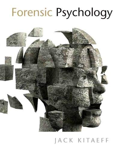 9780132352918: Forensic Psychology