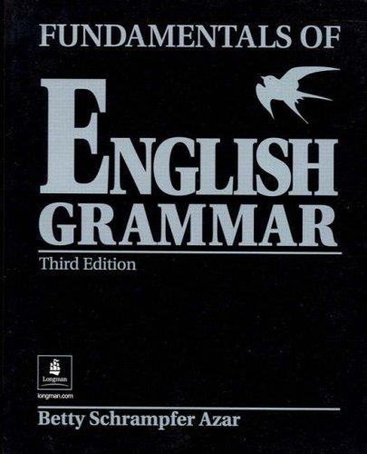 9780132353359: Fundamentals of English Grammar