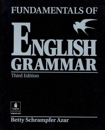 Fundamentals of English Grammar (0132353350) by Betty Schrampfer Azar