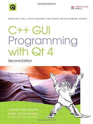 9780132354165: C++ GUI Programming with Qt4 (Prentice Hall Open Source Software Development)