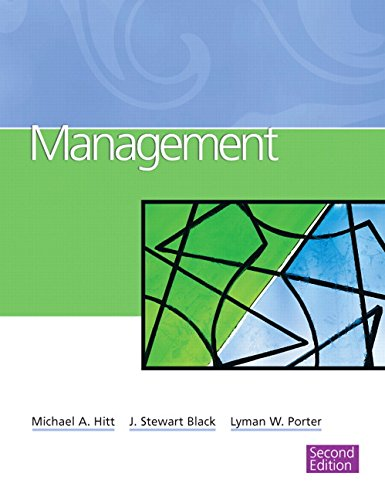 9780132354370: Management (2nd Edition)
