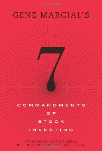 9780132354615: Gene Marcial's 7 Commandments of Stock Investing