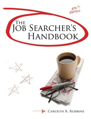 9780132356022: The Job Searcher's Handbook (4th Edition)