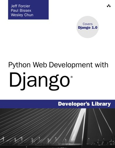 9780132356138: Python Web Development with Django (Developer's Library)
