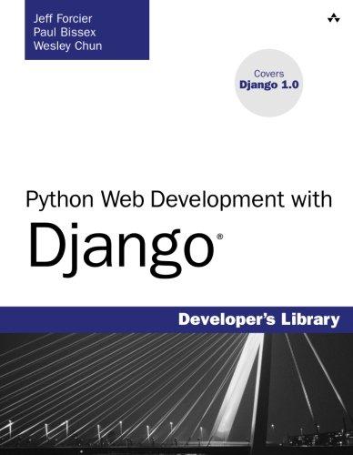 9780132356138: Python Web Development with Django