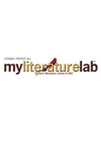 9780132356886: MyLiteratureLab Student Access Code Card (Standalone)