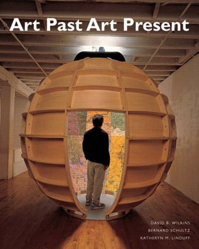Art Past, Art Present CN06/19 (6th Edition): Wilkins, David; Schultz,