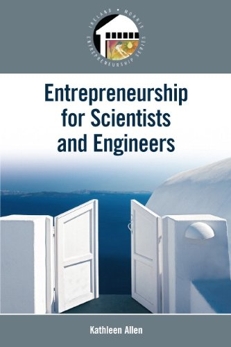 9780132357272: Entrepreneurship for Scientists and Engineers