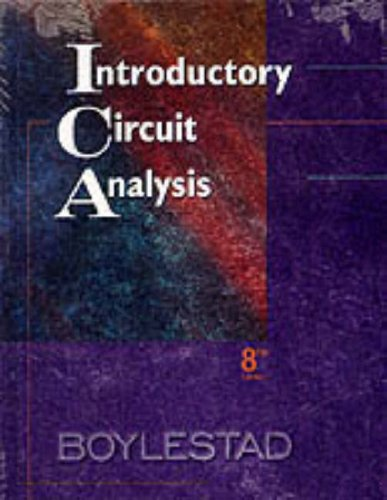 9780132359047: Introductory Circuit Analysis