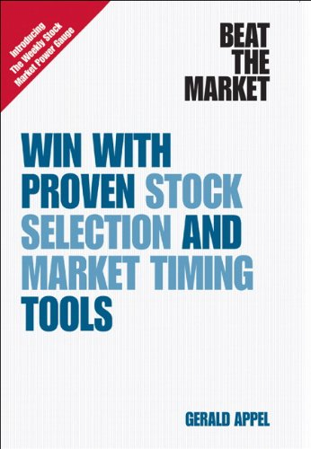 9780132359177: Beat the Market: Win with Proven Stock Selection and Market Timing Tools