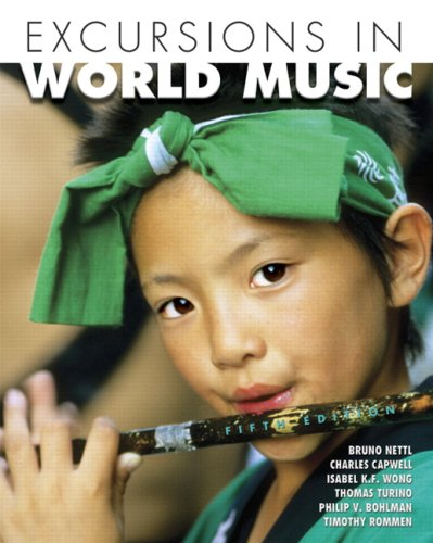 9780132362535: Excursions in World Music Value Package (includes Music CDs for Excursions in World Music) (5th Edition)