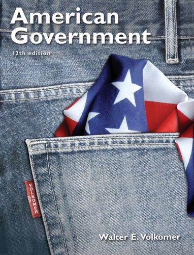9780132364553: American Government (12th Edition)