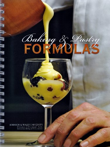9780132364843: Baking and Pastry Formulas