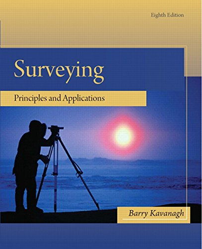 9780132365123: Surveying: Principles and Applications (8th Edition)