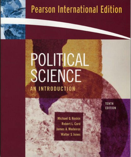 9780132365420: Political Science: An Introduction (10th International Edition)