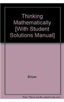 9780132365659: Thinking Mathematically plus MyMathLab Student Access Kit Value Package (includes Student Solutions Manual)