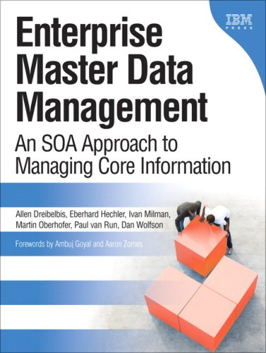 9780132366250: Enterprise Master Data Management: An SOA Approach to Managing Core Information