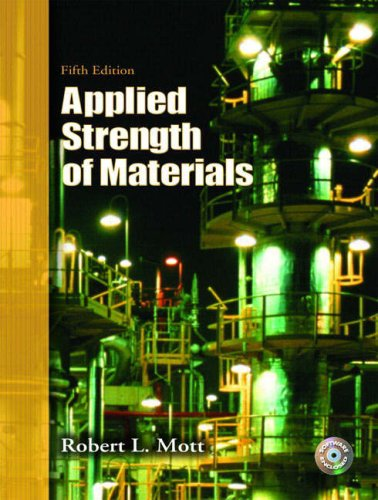 9780132368490: Applied Strength of Materials (5th Edition)