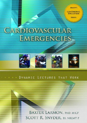 9780132369466: Cardiovascular Emergencies, Dynamic Lecture Series