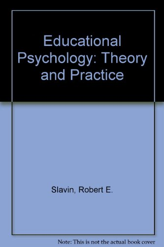 9780132369930: Educational Psychology: Theory and Practice