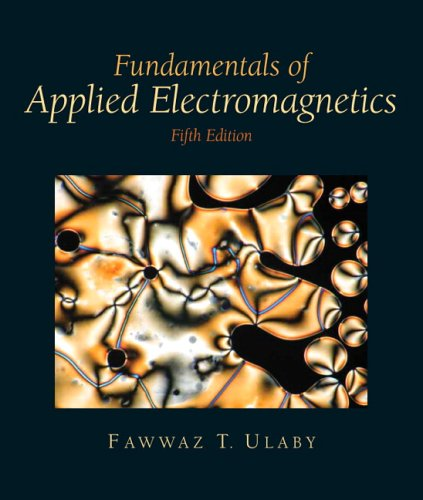 9780132371384: Fundamentals of Applied Electromagnetics (5th Edition)