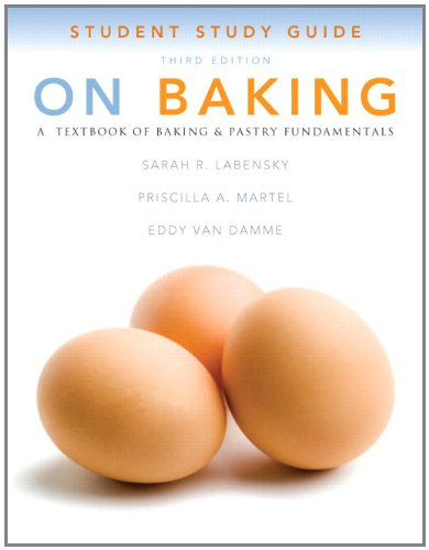 9780132373050: Study Guide for On Baking