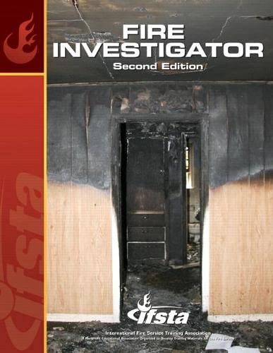 9780132374361: Fire Investigator (2nd Edition)