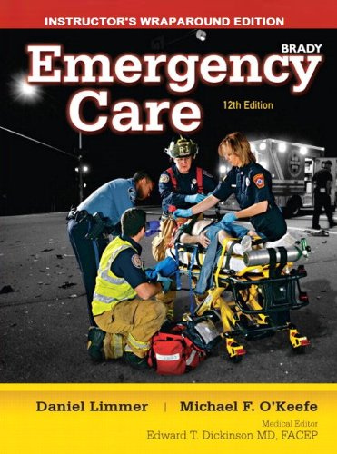 9780132375320: EMERGENCY CARE >INSTRS.WRAP.ED<