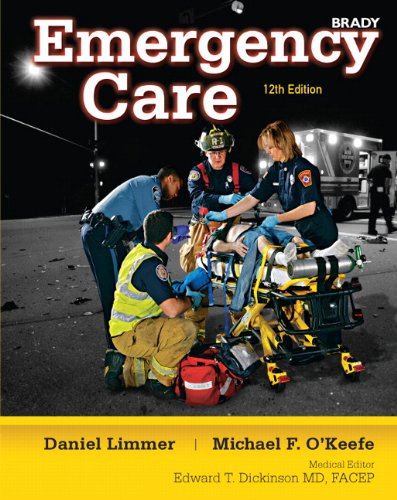 9780132375337: Emergency Care, Hardcover Edition (12th Edition)