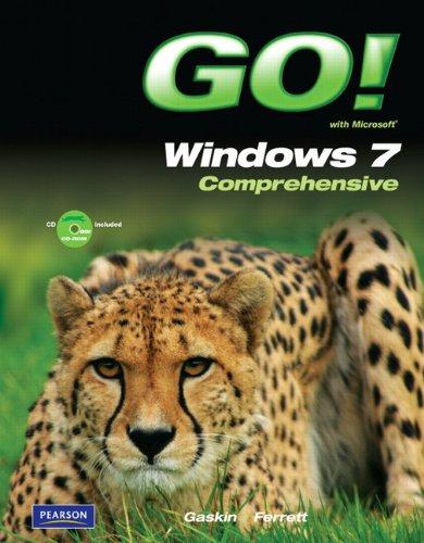 9780132375757: GO! with Microsoft Windows 7 Comprehensive