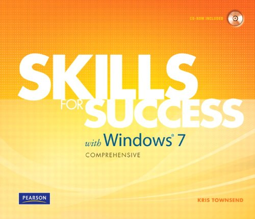 9780132375764: Skills for Success with Windows 7 Comprehensive