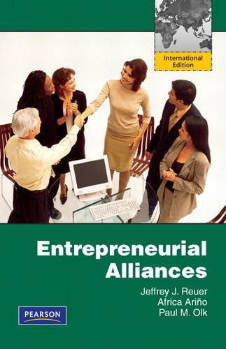9780132376716: Entrepreneurial Alliances