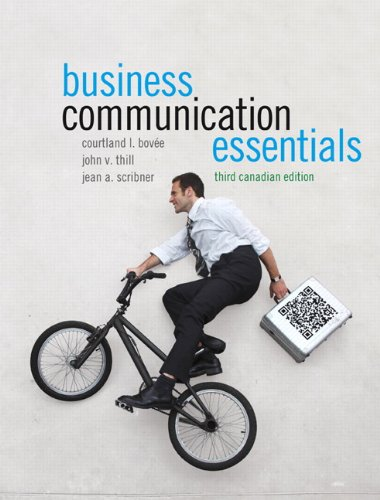 9780132378369: Business Communication Essentials