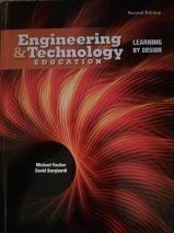 Engineering and Technology Education Learning by Design