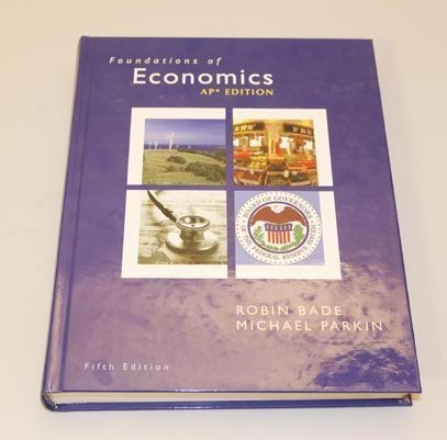9780132378819: Foundations of Economics (5th AP Edition)