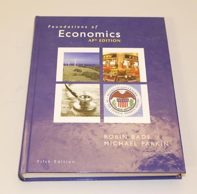 9780132378819: Foundations of Economics (5th AP Edition)