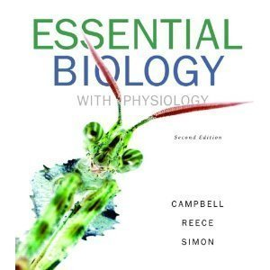 9780132380249: Essential Biology with Physiology