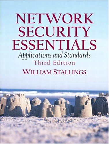9780132380331: Network Security Essentials: Applications and Standards