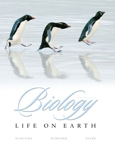 9780132380614: Biology: Life on Earth (8th Edition)