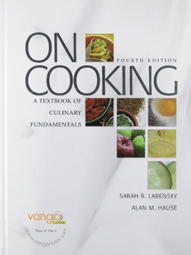 9780132380911: On Cooking: A Textbook of Culinary Fundamentals and Cooking Techniques DVD Package (4th Edition)
