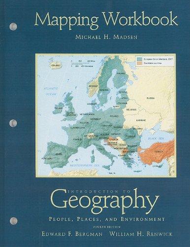 9780132381154: Mapping Workbook