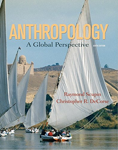 9780132381512: Anthropology: A Global Perspective (6th Edition)