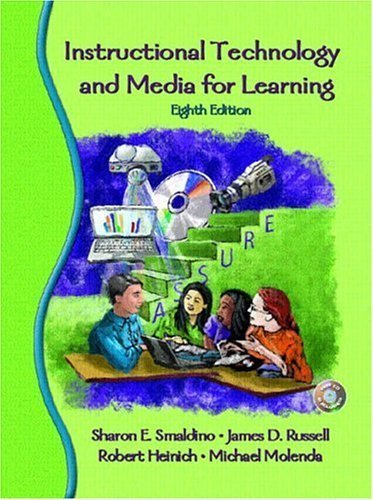 9780132382878: Instructional Technology and Media for Learning & Clips from the Classroom Pkg (8th Edition)