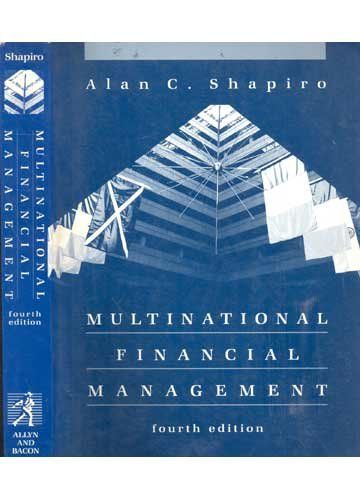 9780132383202: Multinational Financial Management