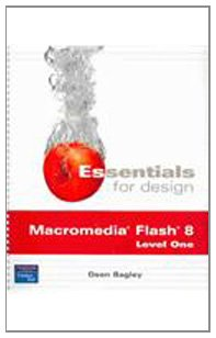 9780132385374: Essentials for Design: Flash 8 Level 1, Student Edition