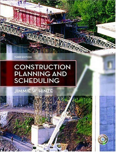 9780132385626: Construction Planning and Scheduling