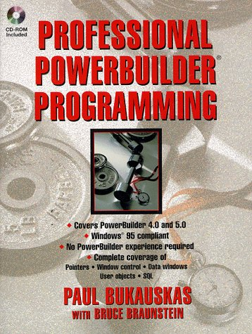 9780132385770: Professional Powerbuilder Programming