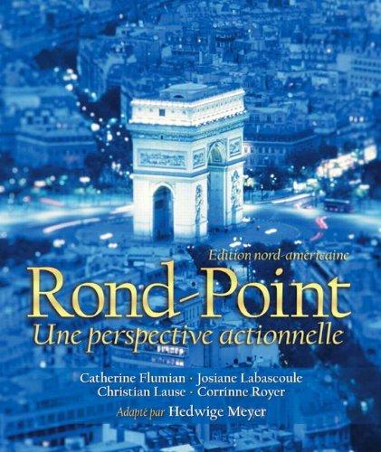 9780132386517: Rond-Point: Édition nord-américaine