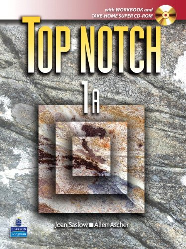 9780132387026: Top Notch 1A: English for Today's World (Top Notch S)